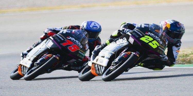 Raúl Fernández y Albert Arenas rozan el top 15