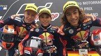 Deniz Öncü debuta junto a su hermano en el Red Bull KTM Ajo