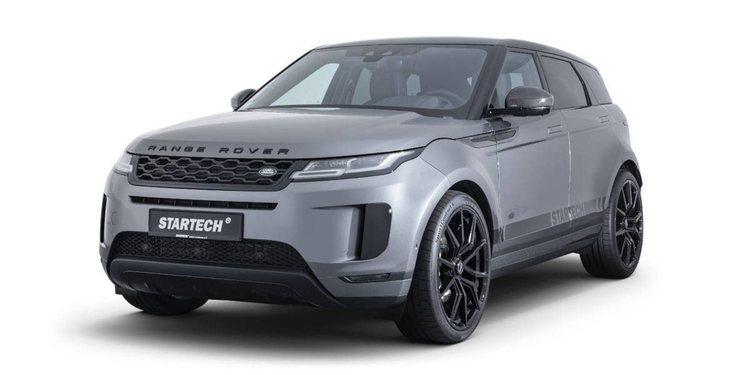El Range Rover Evoque de Startech