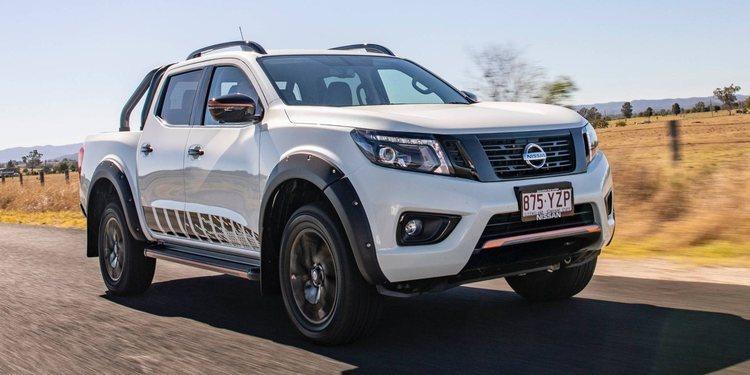 Nueva Nissan Navara N-Trek 2020