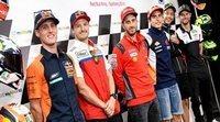 Rueda de prensa del GP de Austria de MotoGP