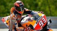 Márquez lidera el viernes de libres en Austria