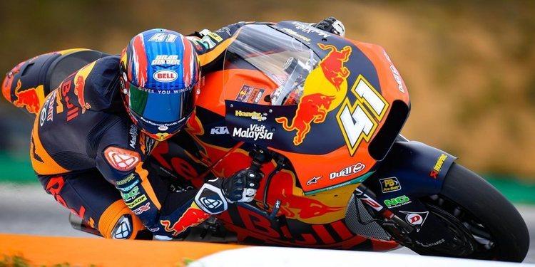 Binder empieza el GP de casa de KTM liderando