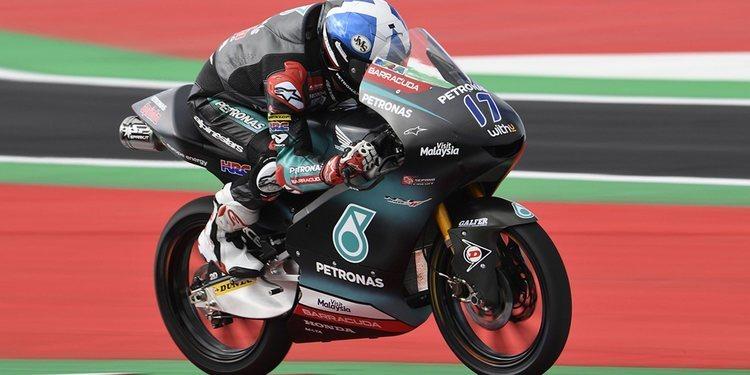 """John McPhee: """"Solo tenemos un par de cosas pequeñas que mejorar con la moto para ser aún más rápido mañana"""""""