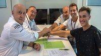 Jaume Masià y Dennis Foggia firman con el Leopard Racing para 2020