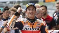 "Marc Márquez: ""Intentaremos pelear hasta el final de la carrera"""