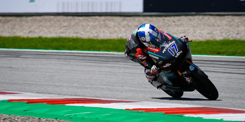 Vuelco a la parrilla de Moto3: 13 pilotos sancionados por exceder los límites de la pista