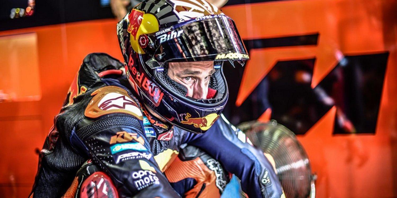 Johann Zarco solicita la rescisión con KTM