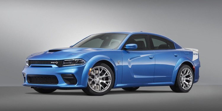Nuevo Dodge Charger SRT Hellcat Widebody Daytona 50th Anniversary 2020