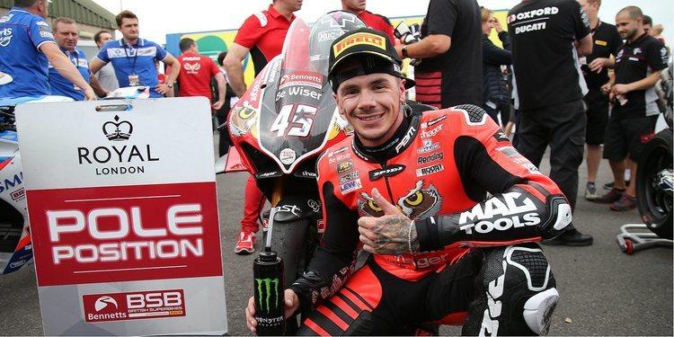 Scott Redding, candidato para sustituir a Bautista en Ducati