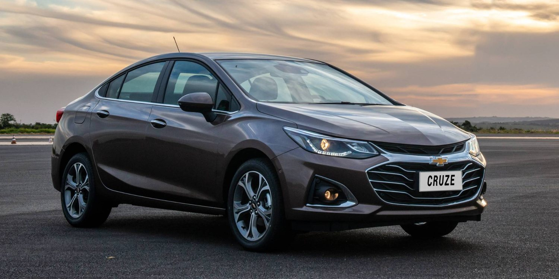 El Chevrolet Cruze recibe una actualización de mitad de ciclo
