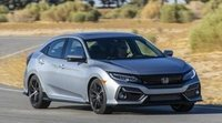 Honda Civic Hatch 2020