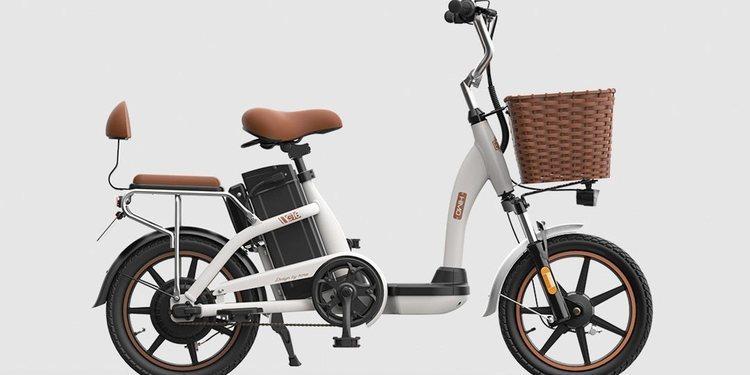 Llegó la bicicleta eléctrica Himo C16