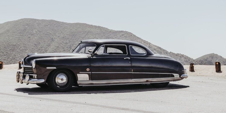 Hudson Coupe 1949 by ICON