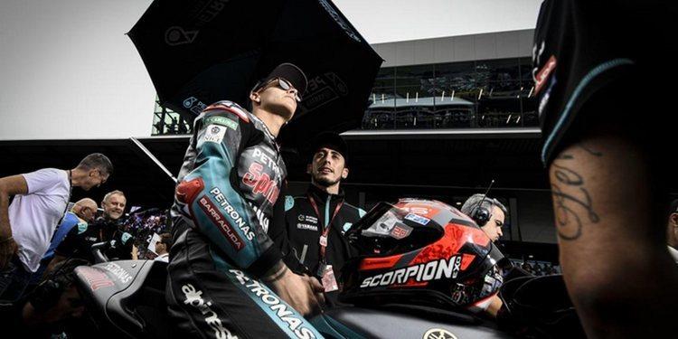 """Fabio Quartararo: """"Si tengo otra moto, no diré que no"""""""