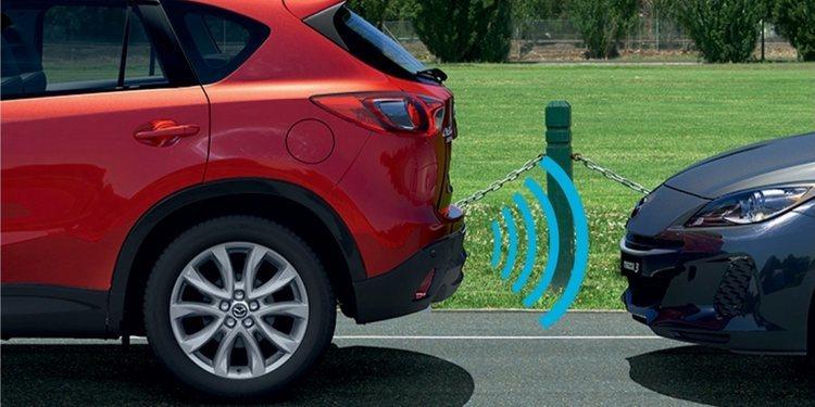 Los sensores de aparcamiento y su evolución