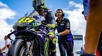 """Valentino Rossi: """"Lo mejor es ver a fans que se emocionan después de tantos años"""""""