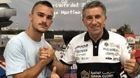 Arón Canet ficha por el Ángel Nieto Team para dar el salto a Moto2 en 2020