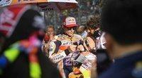 """Marc Márquez, sobre sus números en Silverstone: """"Hemos tenido mala suerte en el pasado"""""""