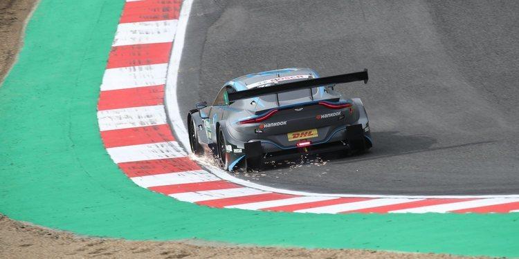 R-Motorsport buscará continuar con su tendencia al alza en Lausitzring
