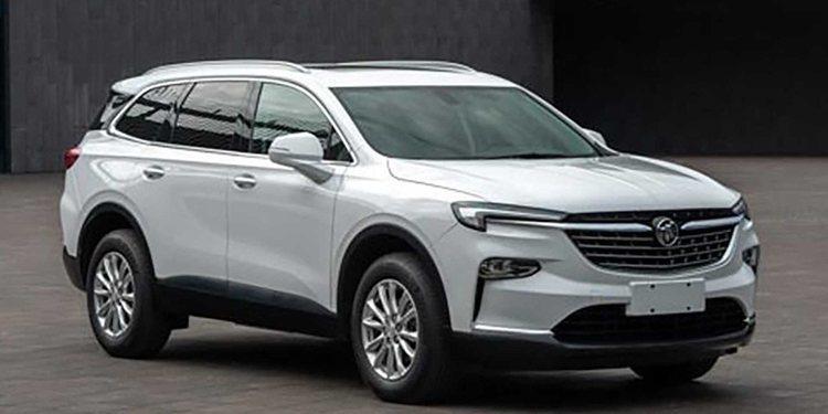 Buick Enclave versión para China