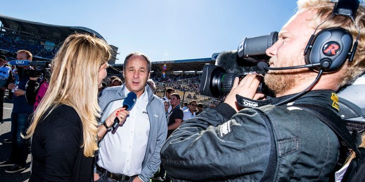 Gerhard Berger estudia cambio de nombre del DTM y de calendario para 2020