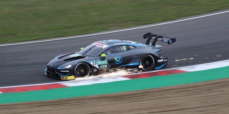 Lausitzring llega en el mejor momento de la temporada para Juncadella
