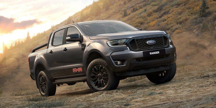 Ford Ranger FX4 Edición Especial para Australia