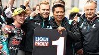 John McPhee renueva con el Petronas Sprinta Racing para 2020
