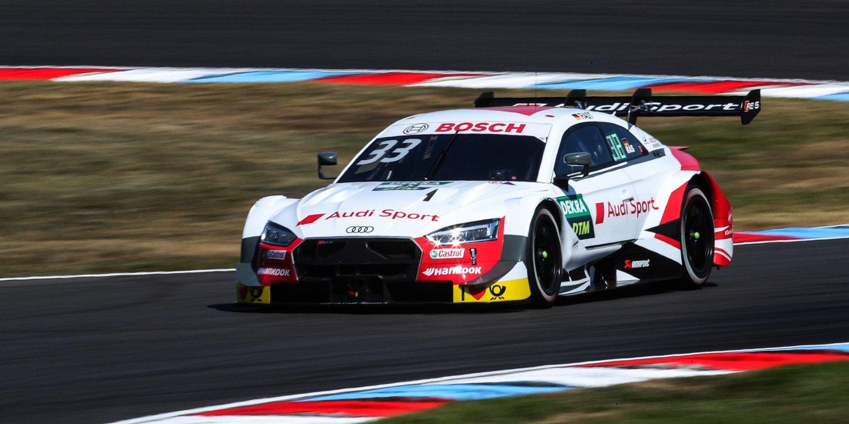 René Rast logra la pole para la primera carrera de Laustzring