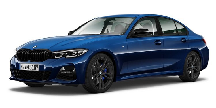 BMW anuncia Serie 3 M Sport Plus Edition