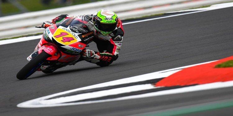 Tony Arbolino se adjudicó la pole en la categoría de Moto3