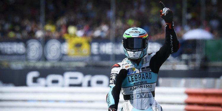 Segunda victoria de la temporada para Marcos Ramírez