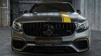 Manhart inyecta más potencia al Mercedes-AMG GLC 63 S