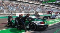 BMW sufre en la carrera número 500 del DTM