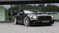 Wheelsandmore pone a tono al Bentley Continetal GT