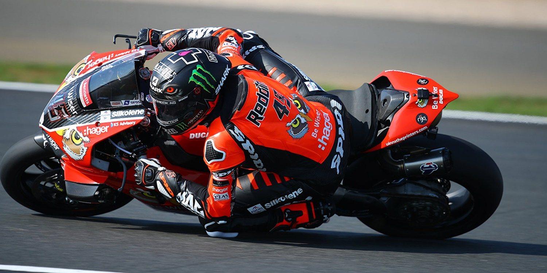 Scott Redding sustituirá a Álvaro Bautista en Ducati