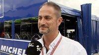 """Piero Taramasso: """"No hemos visto anomalías en los neumáticos de Crutchlow"""""""