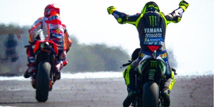 """Valentino Rossi: """"Yamaha finalmente empieza a trabajar en la dirección correcta"""""""
