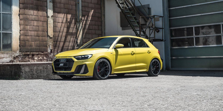 ABT actualiza al Audi A1 40 TSFI con más potencia