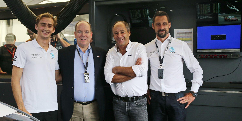 """""""Sería tarde posponer el cambio de nombre del DTM más allá de 2021"""" responde Aston Martin"""
