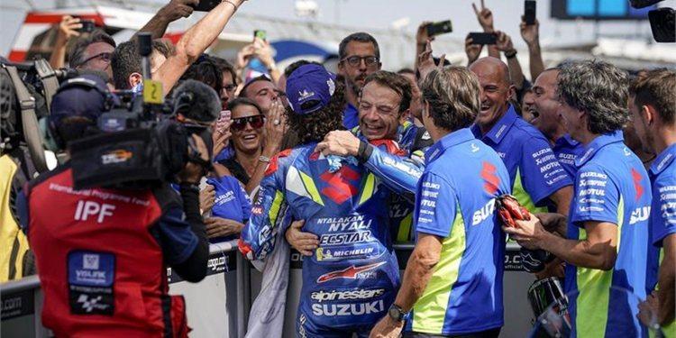 "Sylvain Guintoli: ""Suzuki hace un gran esfuerzo"""