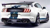 Ford presentó mejoras en el Mustang Shelby GT500 2020