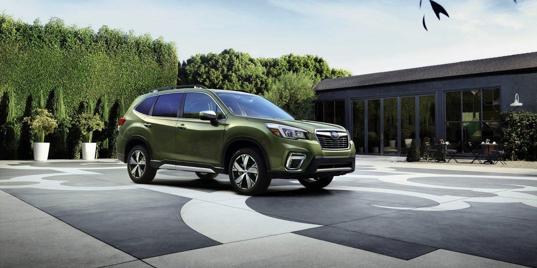 Nuevo Subaru Forester 2020MY