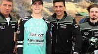 Mitchell Harrison amplía contrato con Bud Racing Kawasaki