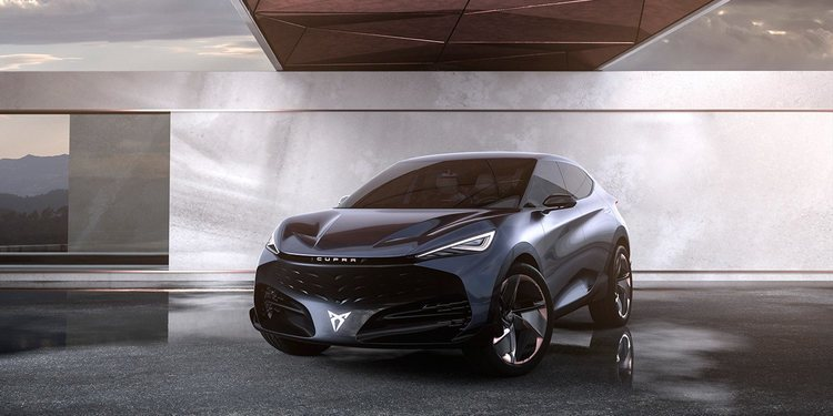 CUPRA Tavascan, el primer SUV coupé eléctrico