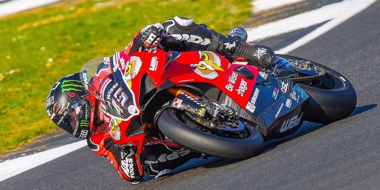 """Paolo Ciabatti sobre Redding: """"Es rápido y joven y sabemos que se siente bien con la moto"""""""