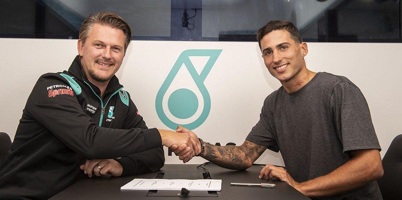 Xavi Vierge nuevo piloto del Petronas Sprinta Racing