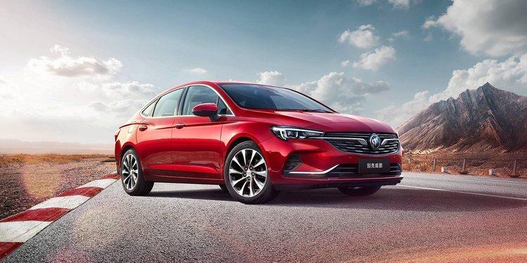 Nuevo Buick Verano 2020 para China