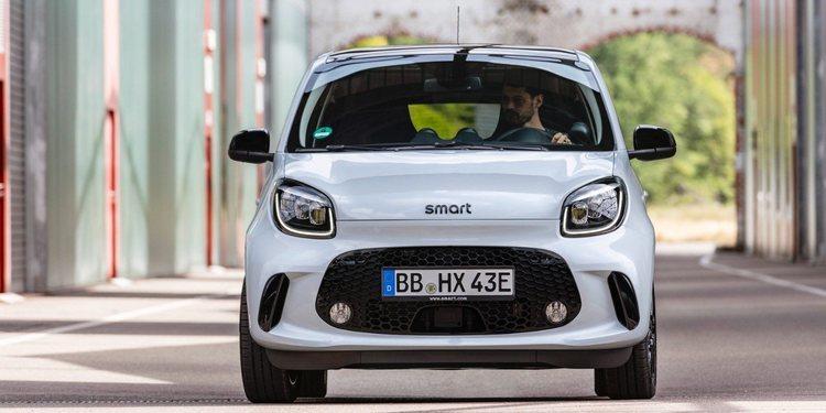 Smart mostrará el EQ ForTwo y EQ ForFour